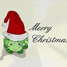Timmy the Christmas Turtle by Prettyinpinks