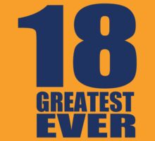 Peyton Manning - 18 - Greatest Ever by tmiller9909