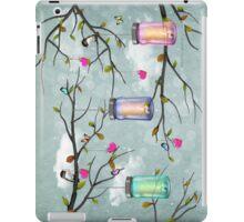 """Soul Purpose"" Mason Jar Party - Springtime iPad Case/Skin"