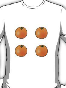 Oranges Oranges Oranges  T-Shirt