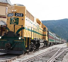 Old 252 At Crawford Notch, NH by effie2