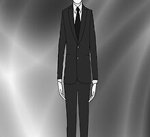 Slender Case by funkybreak