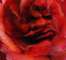 Rosemeld Sticker