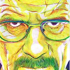 Walter White by Kyle Willis