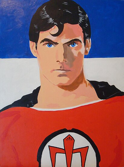 Greatest American (Super)Hero by Kyle Willis