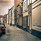 Bruges by tom brown