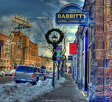 Holiday Time in Flagstaff Arizona by Diana Graves Photography