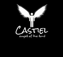 Castiel - Angel of the Lord by frankiieffect