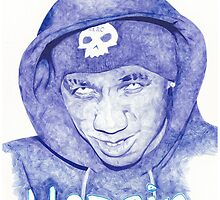 Hopsin by Kyle Willis