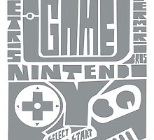 Classic Gameboy by creativecamart