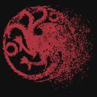Scattered Targaryen by Tomer Abadi