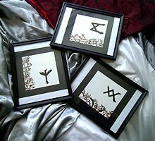Transitions The Norse Rune Collection by VibrantDesigns