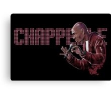 Dave Chappelle - Comic Timing Canvas Print