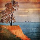 Autumn by the sea by BelleFlores