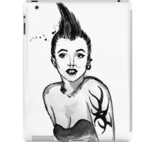 Punk Marilyn iPad Case/Skin