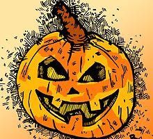 Halloween pumpkin by rafo