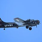 B-17 by SuddenJim