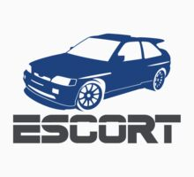Ford Escort RS Cosworth - 3 by TheGearbox