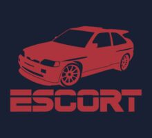 Ford Escort RS Cosworth - 6 by TheGearbox