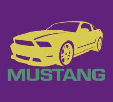 Ford Mustang Boss - 1 by TheGearbox