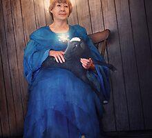 The Shepherdess by SarahAllegra