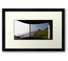 Shoebury Garrison Framed Print