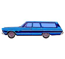 1965 Plymouth Fury I by boogeyman