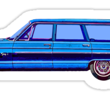 1965 Plymouth Fury I Sticker