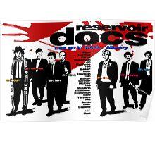 Reservoir Docs (Print) Poster