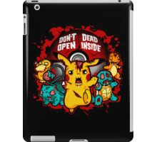 Zombiemon iPad Case/Skin