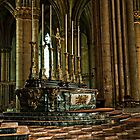 Notre-Dame de Reims by Chris Vincent