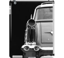 Rear (black&white) iPad Case/Skin