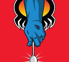 Hand of the Spoon by moysche