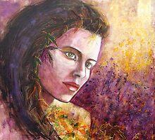 Fall's whispers... by Carmen Ene