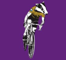 Bernard Hinault - The Badger by Anthony Robson