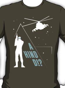 Metal Gear Solid - 'A Hind D!?' Mk.2 T-Shirt