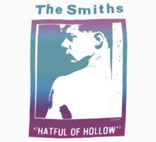 "The Smiths ""Hateful of Hollow"" shirt version 2 by Shaina Karasik"