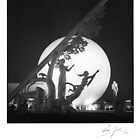 New York World's Fair 1939 - Sundial & Perisphere by oldgreg