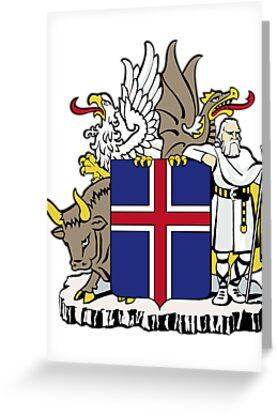 Iceland | Europe Stickers | SteezeFactory.com by FreshThreadShop
