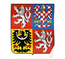 Czech Republic   Europe Stickers   SteezeFactory.com Poster