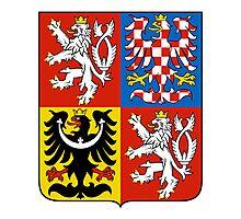 Czech Republic | Europe Stickers | SteezeFactory.com Photographic Print