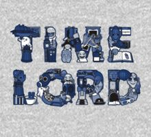 Lord of Time Kids Clothes