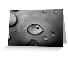 Bubble within a Bubble Greeting Card