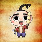 Rice Cake Boy / Dumpling Child by hardsign