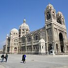 Marseilles, France 2012 - Cathedrale by muz2142