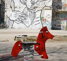 Introspective Grafitti, Marseilles, France 2012 by muz2142