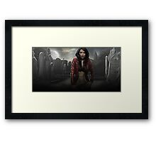 Untitled Urban Fantasy  Framed Print