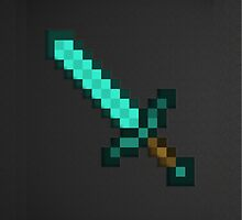 Sword Minecraft Ver.1.0 by pireX