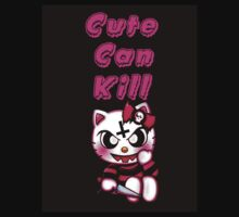 Cute Can Kill Womans Girls T by LaceyDesigns