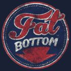 Sick Humour - Fat Bottom ( Distressed Version ) by Immortalized